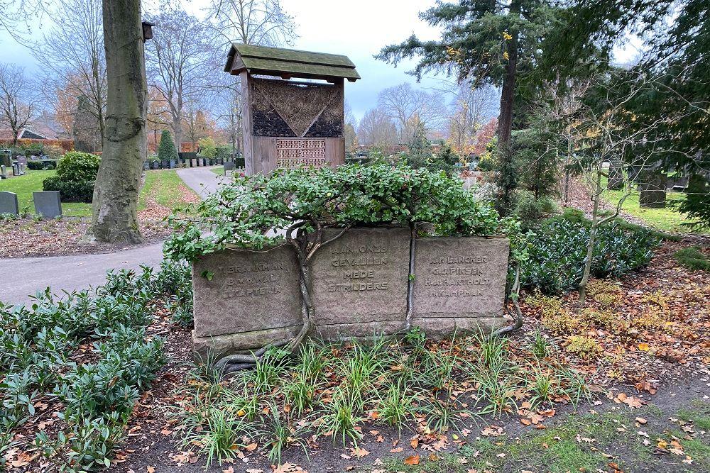 Resistance Memorial Hellendoorn