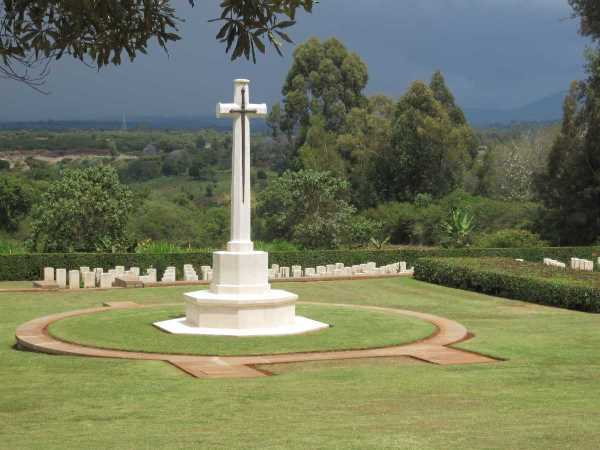 Commonwealth War Cemetery Nyeri