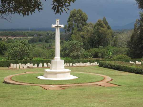 Oorlogsbegraafplaats van het Gemenebest Nyeri