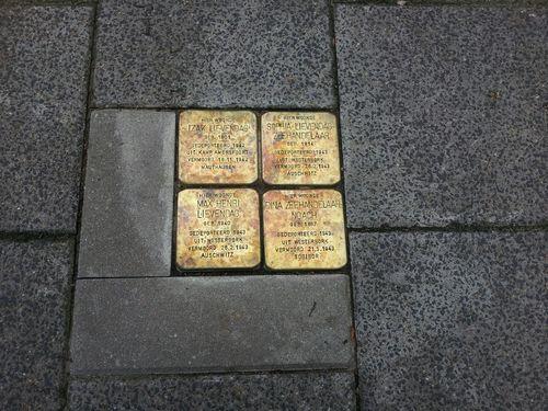 Stolpersteine Boterweg 34