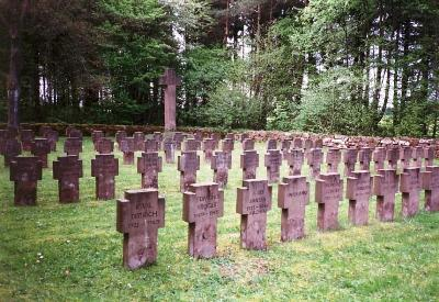 German War Cemetery Feusdorf