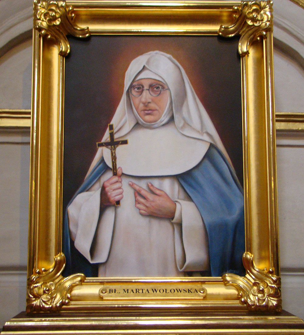 Painting Marta Wolowska