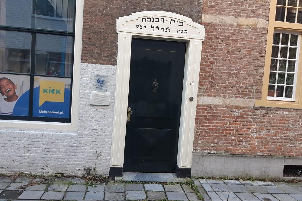 Synagoge Middelburg