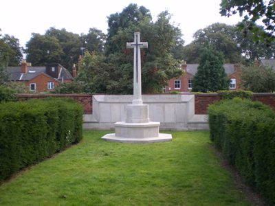 Commonwealth War Graves Reading Cemetery