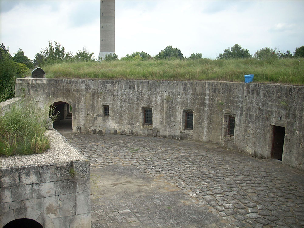 Fort Medzhidi Tabiya