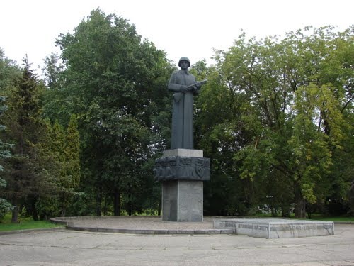 Bevrijdingsmonument Rēzekne