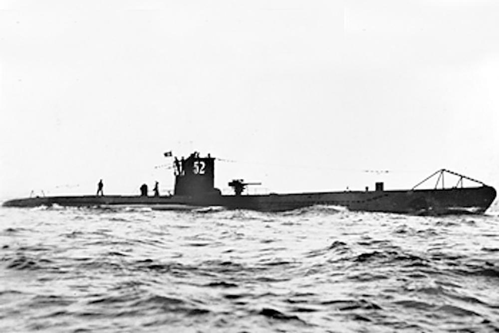Shipwreck U-73