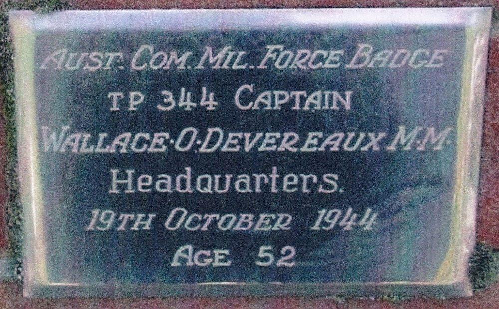Memorial Cornelian Bay Crematorium