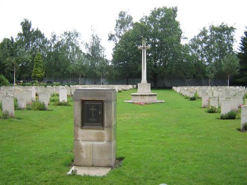 Oorlogsgraven van het Gemenebest Krakau