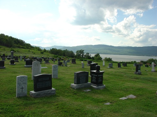 Commonwealth War Graves Campbellton Rural Cemetery