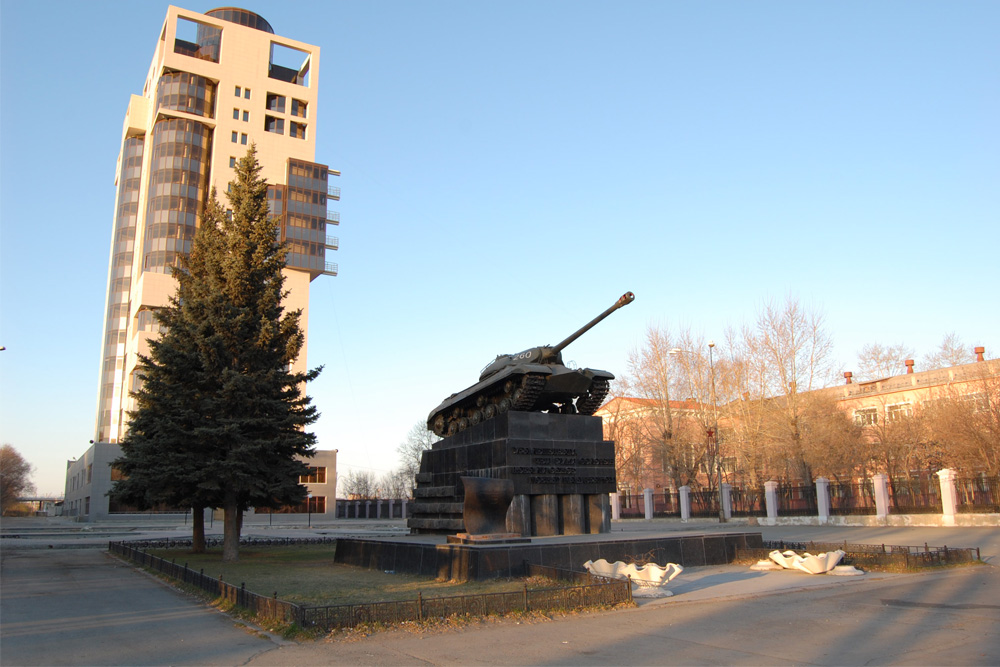 Overwinningsmonument (IS-3 Tank)