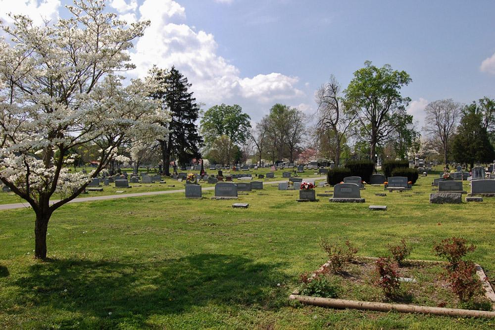 American War Graves Maple Grove Cemetery