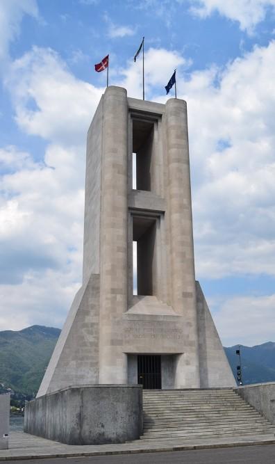 Monument Gevallenen Como