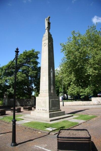 Oorlogsmonument Doncaster