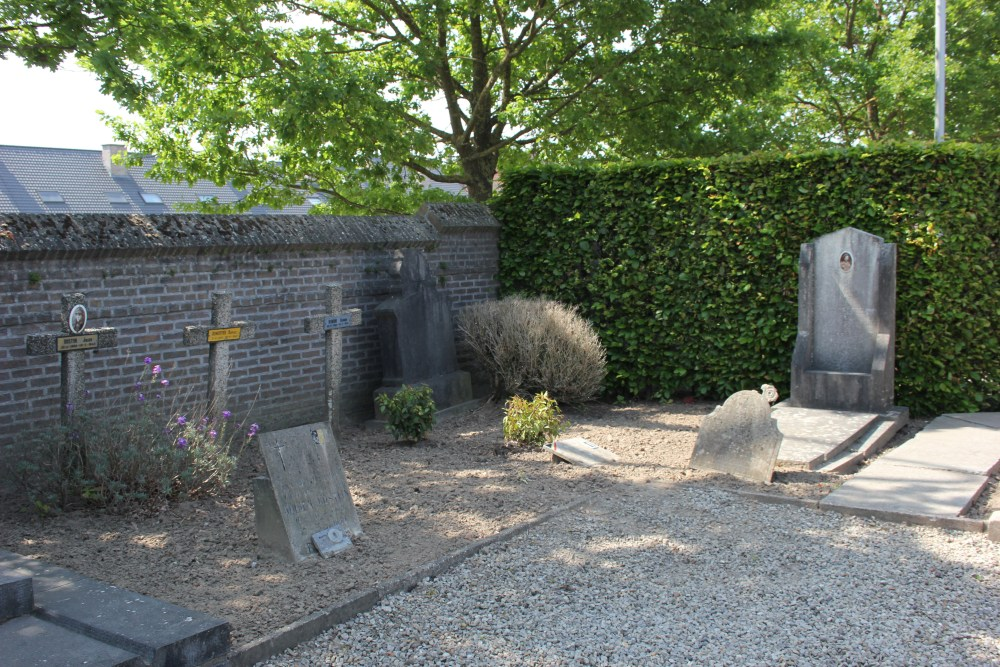 Belgian War Graves Berchem