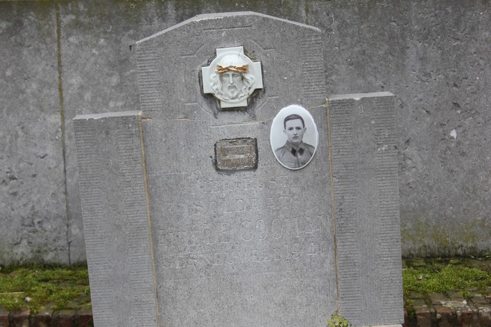 Belgian War Grave Pollare