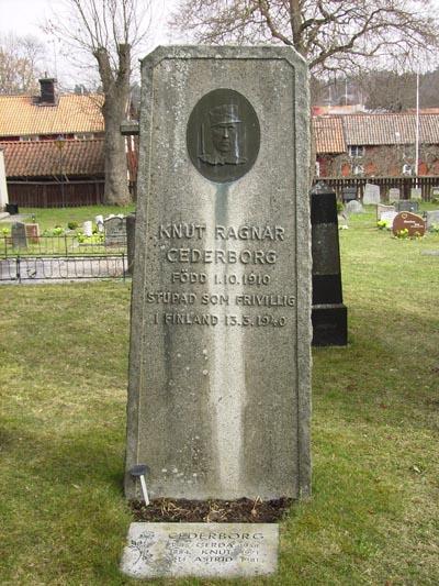 Swedish War Grave Trosa