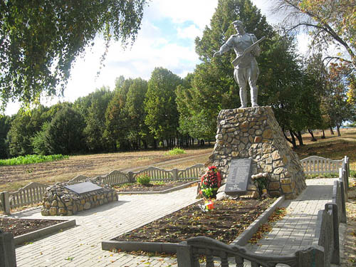Sovjet Oorlogsbegraafplaats Zaitseve