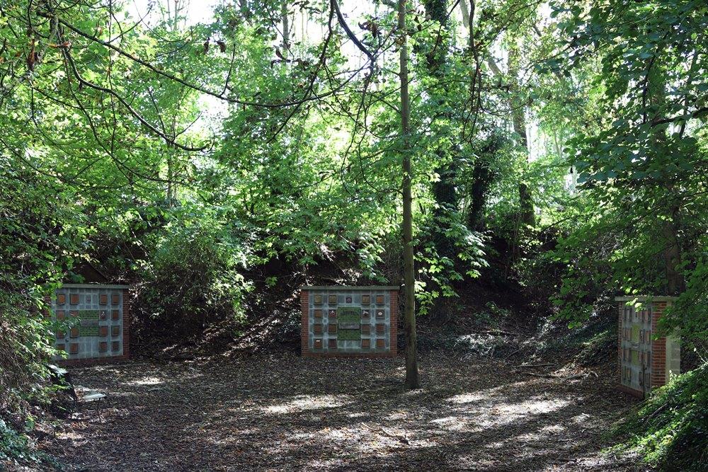 Herdenkingsmuur - Hill 112