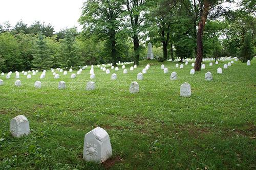 Camp Cemetery Ostffyasszonyfa