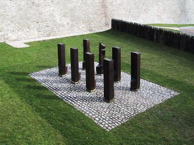 Monument Onbekende Deserteurs Duitse Wehrmacht