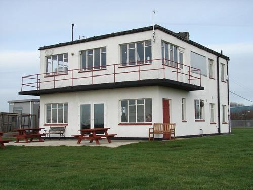 RAF Wickenby Memorial Museum