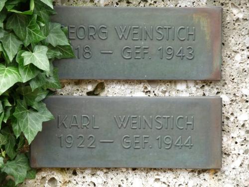 Austrian War Graves Friedhof Sankt Martin