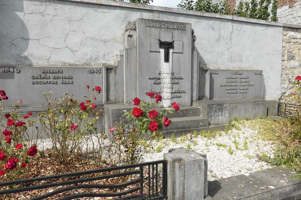 War Memorial Villers-le-Gambon
