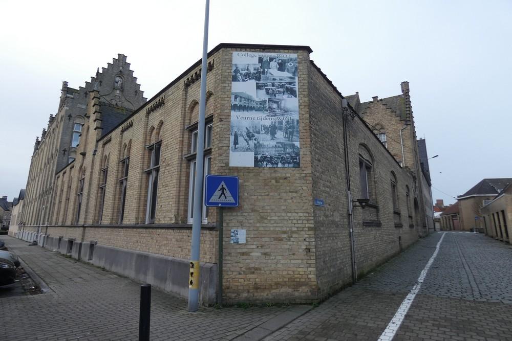 Former Military Hospital Veurne