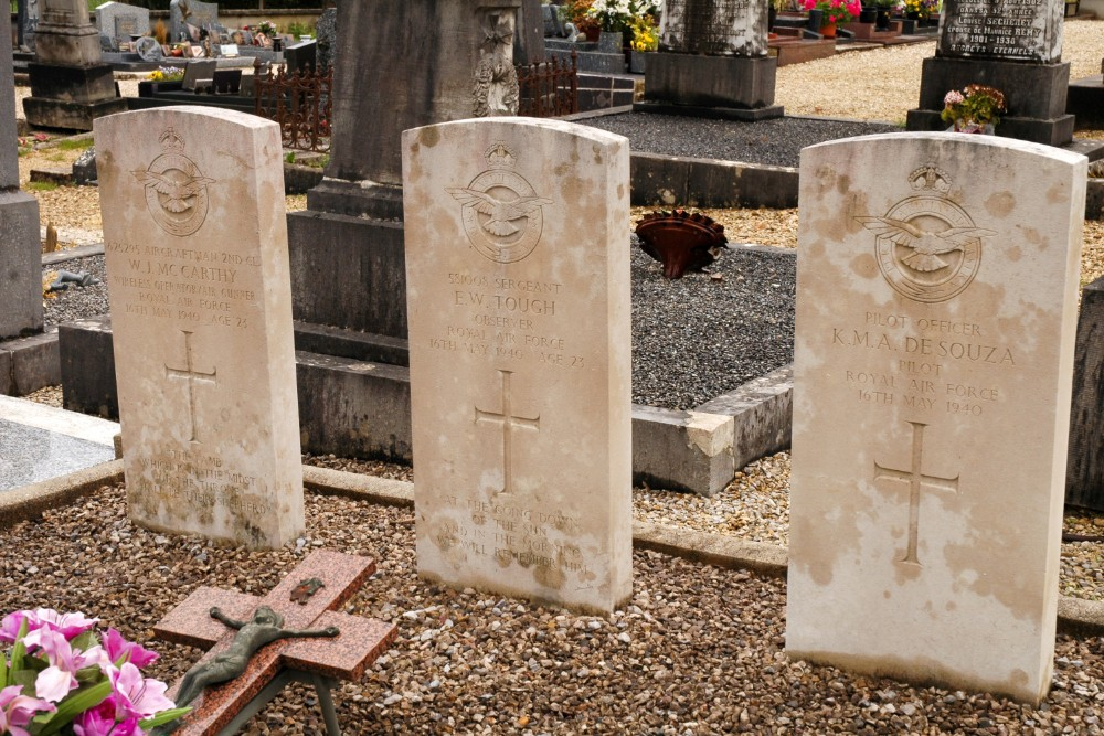 Commonwealth War Graves Floing