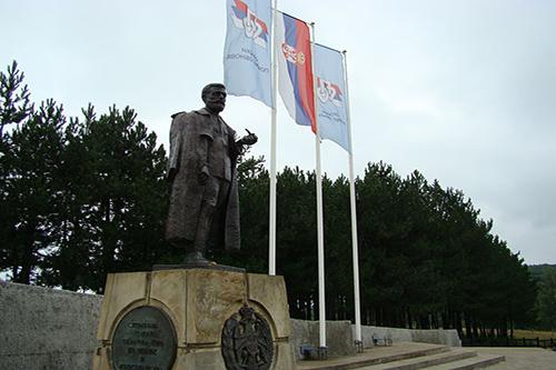 Monument Draza Mihailovic