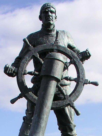 Merchant Navy Memorial South Shields