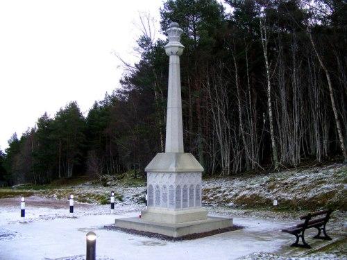 War Memorial Advie