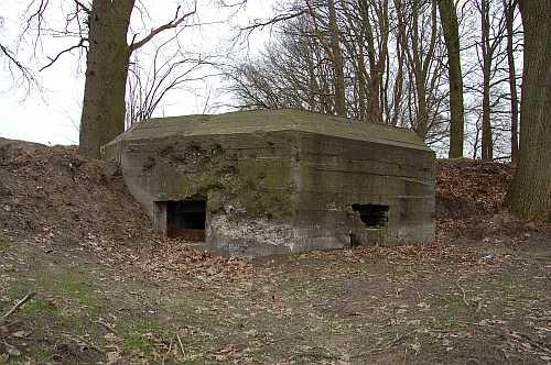 Grebbelinie - Asschatterkade - S3 Kazemat GL044