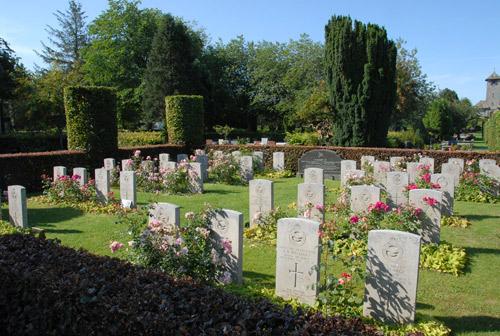 Oorlogsgraven van het Gemenebest Stavanger