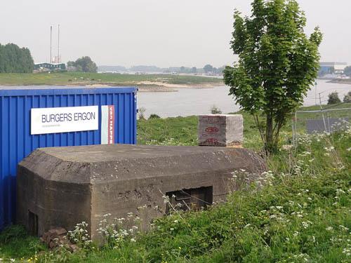Fort Pannerden - S3-Kazemat 6