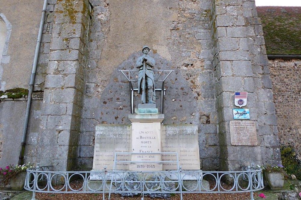 Oorlogsmonument Bouville