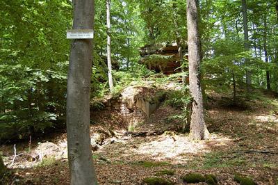Maginot Line Observation Post Biesenberg