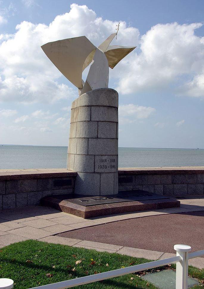 War Memorial Saint-Nazaire