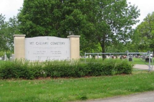 Commonwealth War Grave Mt Calvary Cemetery