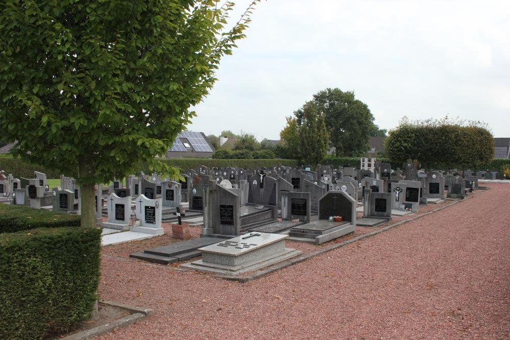 Belgian Graves Veteran Gijzegem