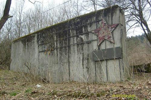 Molotov Line - Remains Casemate Załuż (C)
