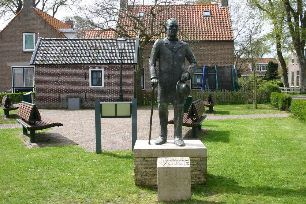 Monument Kardinaal de Jong