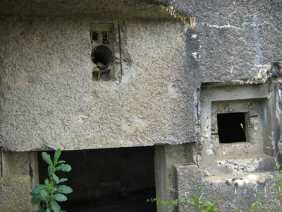 Maginot Line - Infantry Casemate MB352
