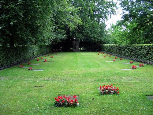 Deense Oorlogsgraven Kopenhagen