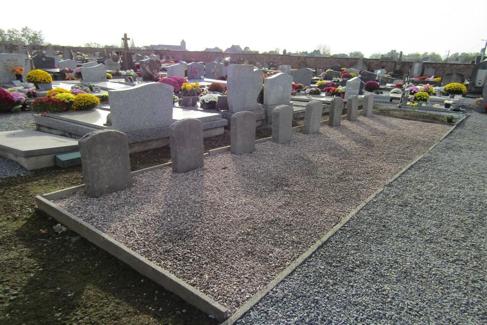 Belgian War Graves Jurbise