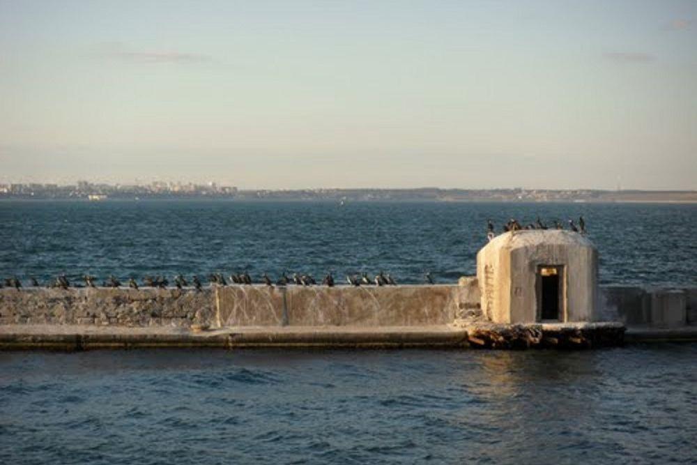 Russische Bunkers Odessa