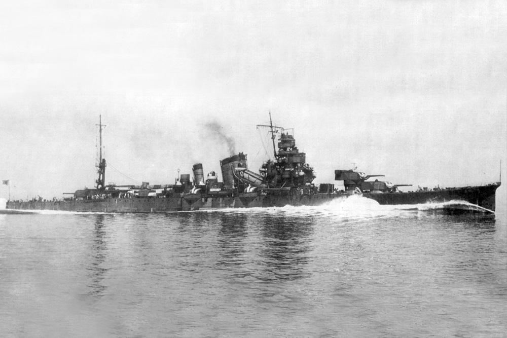 Shipwreck HIJMS Furutaka