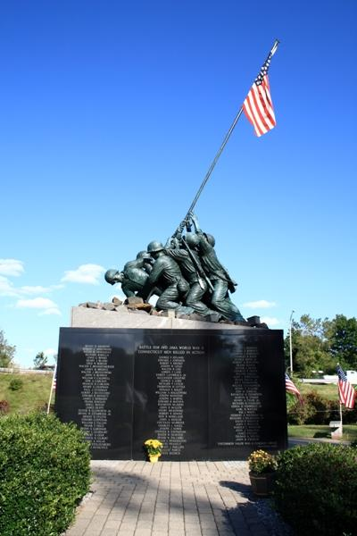 National Iwo Jima Memorial Connecticut