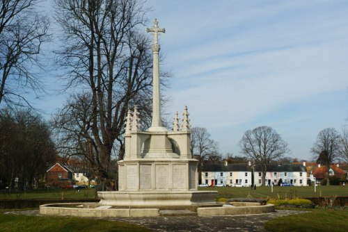 Oorlogsmonument Chichester